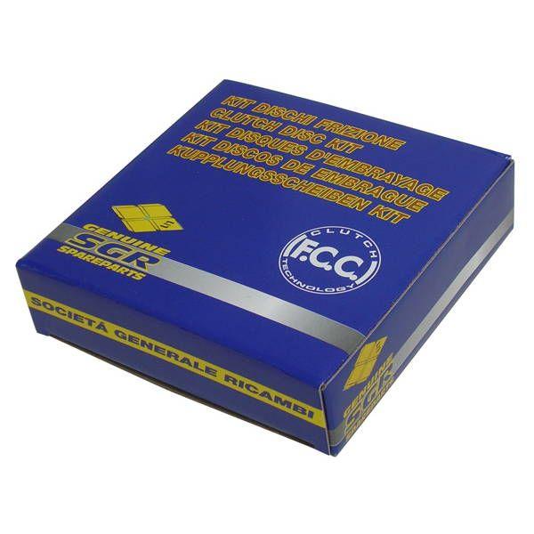 KIT DI DISCHI FRIZIONE GUARNITI FCC KTM 200 EXC 2T 1998-2016